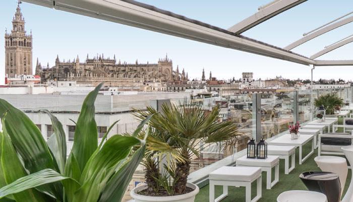 Dining Hotel Inglaterra Seville Official Website